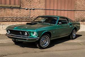 """1969 Ford Mustang 428 Cobra Jet """"R"""" Code for sale #68465 