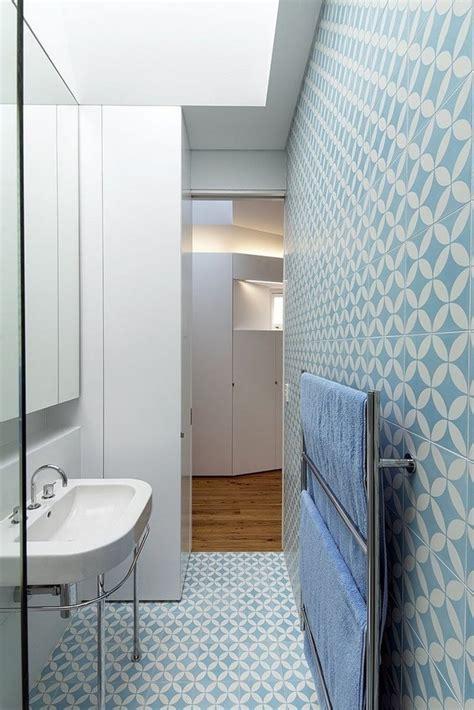 Moderne Badezimmer Blau by Blaue Badezimmer Fliesen
