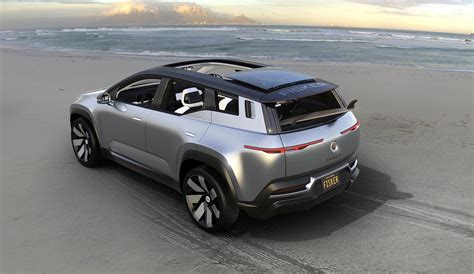 Fisker reveals Ocean SUV's California Mode ahead of 2020 ...