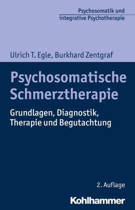 psychosomatische schmerztherapie von ulrich egle burkhard zentgraf