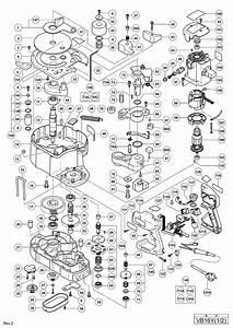 Hitachi Vb16y Parts