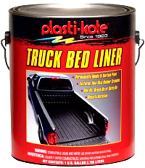 Plastikote Bed Liner by Monstaliner Do It Yourself Roll On Truck Bed Liner
