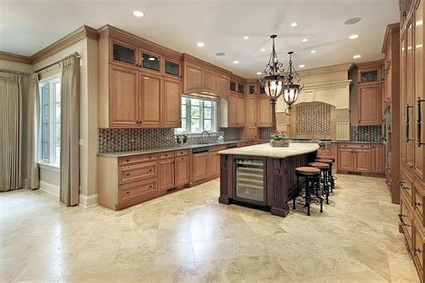 kitchen colors with light wood cabinets 43 quot new and spacious quot light wood custom kitchen designs