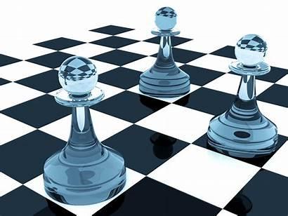 Pawns Chess Glass Soul Tthree Classical Shape