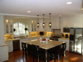kitchen endearing kitchen island lighting fixtures with