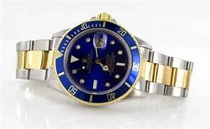 Rolex Uhr Herren Gold : rolex submariner herren uhr diamanten stahl gold ebay ~ Frokenaadalensverden.com Haus und Dekorationen