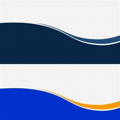 Wave Transparent Waves Royal Orange Curve Clipart