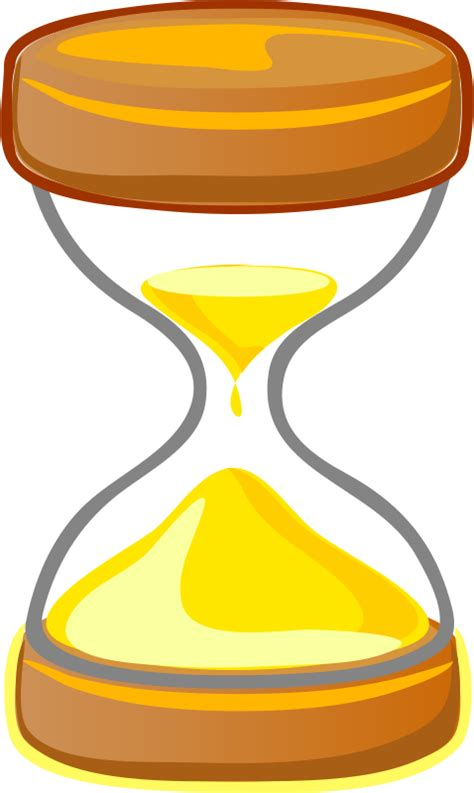 hourglass clipart clipart
