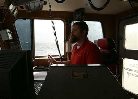Seabrooke Fishing Boat Captain by Capt Scott Cbell Jr F V Seabrooke Deadliest Catch