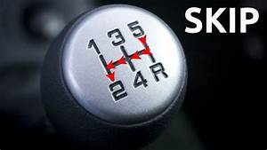 Is It Ok To Skip Gears In A Manual Transmission Vehicle