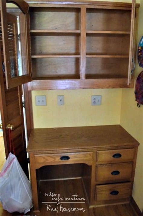 kitchen desk organization kitchen desk organization real housemoms 1539
