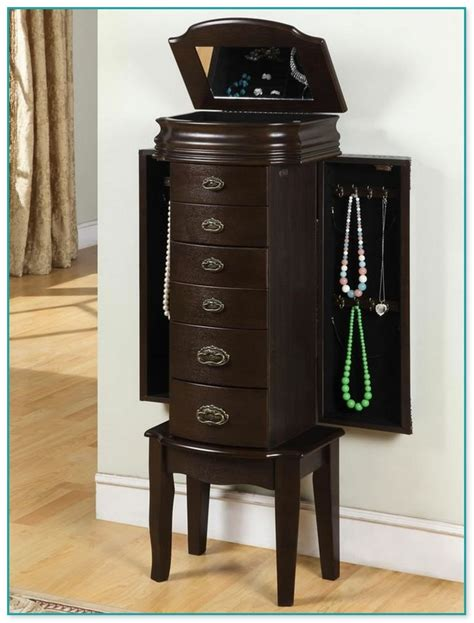 standing jewelry boxes  women home improvement