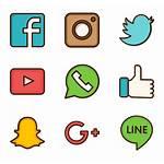 Social Redes Sociales Icon Icons Iconos Network