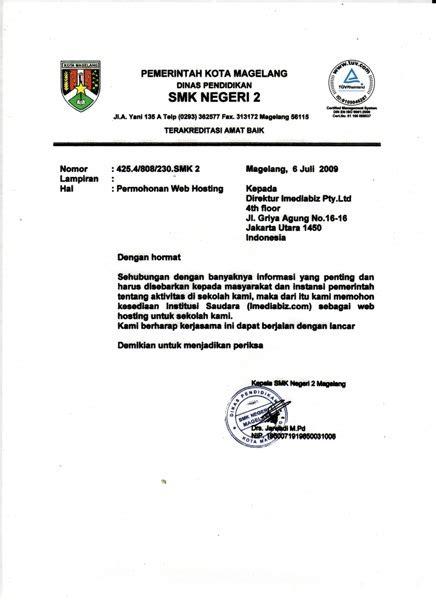 Surat pengantar adalah surat yang ditujukan kepada seseorang ,pejabat atau perusahaan yang berfungsi untuk mengantarkan surat baik itu berupa dokumen maupun barang. Contoh Dokumen Persyaratan Domain Indonesia - IDwebhost