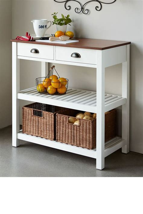 Plans For A Portable Kitchen Island  Woodworking Projects