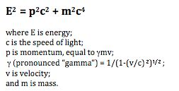 Energy Of Light Equation by Php Test