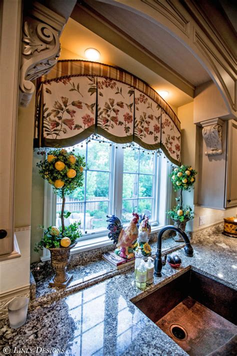 custom window treatments traditional chicago by