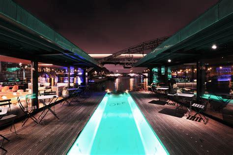 Hotel And Bar On Seine