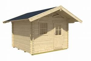 gartenhaus skanholz arosa blockbohlen holzhaus mit With französischer balkon mit garten mit gartenhaus kaufen