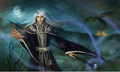 Sorcerer Fantasy Mage Magic Artwork Wizard Dragonlance