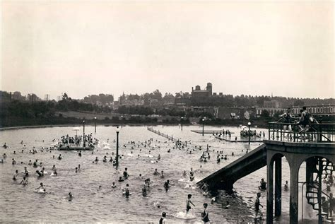 Of Clifton Park by Retro Baltimore Now And Then Pictures Clifton Park Swimming