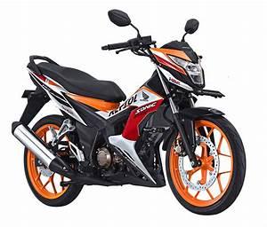 Kredit Motor Honda Sonic 150 Repsol