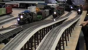 Lionel Trains Corporation  Test Track Layout   08