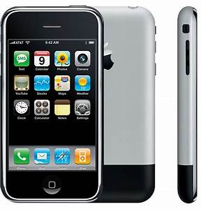 10 Years Ago Today  The Original Iphone Officially