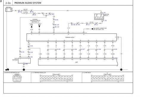 kia 2005 stereo wiring diagram wiring diagram and
