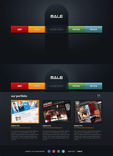 buy iptv template for xara web designer web design html5 template id 300111656
