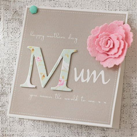 Mothers Day Cards Ideas To Make, Templates For Kids