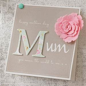 Mothers Day Cards Ideas to Make, Templates for Kids ...