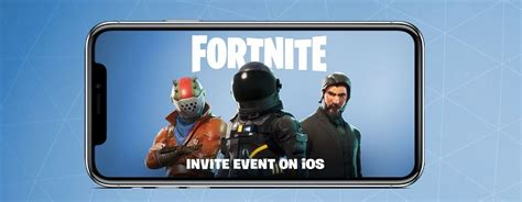 fortnite battle royale  coming  mobile  ps cross