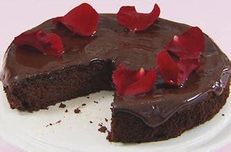 gizzi erskine chocolate  orange truffle cake recipe