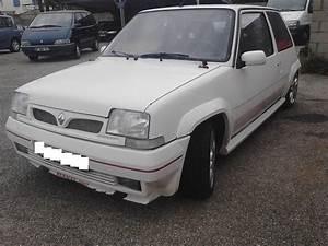 Fiat Pezenas : troc echange super 5 gt turbo sur france ~ Gottalentnigeria.com Avis de Voitures