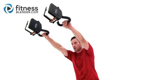 kettlebell workout double training fitness workouts routine blender minute kettle exercises bell routines fitnessblender play