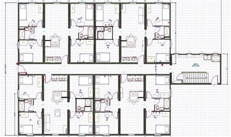 apartment plans  plex inspiration house plans