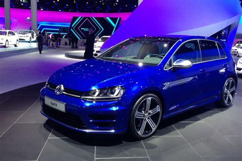 volkswagen golf  revealed auto express
