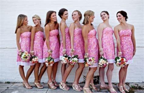 Pink And Orange Wedding_012 Lilly Pulitzer Wedding