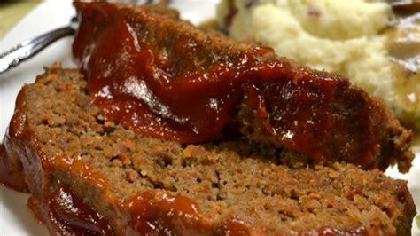 classic meatloaf recipe allrecipescom