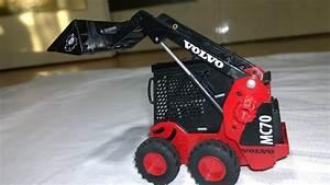 Volvo Skid Steer Loader Mini Excavator Very Cool Toy Volvo Mc70 Kompaktlader  Minilastare Hd