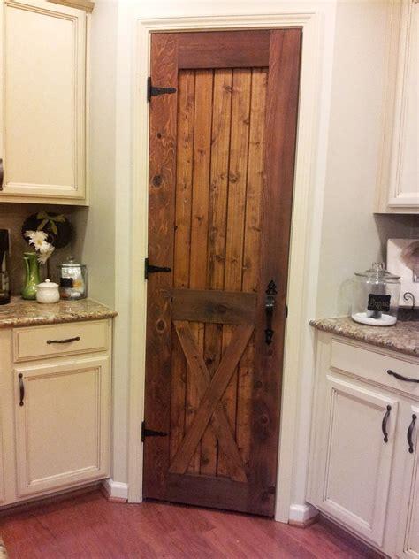 Kitchen Doors Interior by Southern Grace Diy Pantry Door Tutorial April And Joe