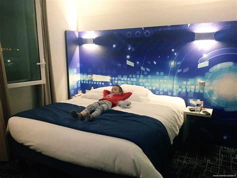 chambre futuroscope notre séjour à l 39 hôtel jules verne au futuroscope le