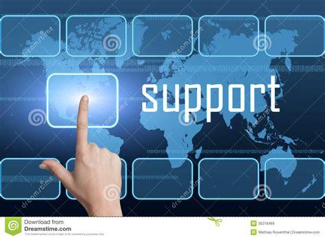 Support Stock Illustration. Illustration Of Icon