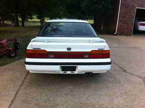 Buy Used 1989 Honda Prelude 2.0l Not Running Project Car