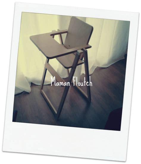 La Chaise Haute Supaflat Chez Les Floutch  Maman Floutch