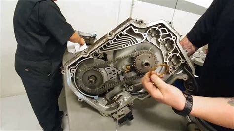 Disassemble Front Wheel Drive Transaxle Transmission