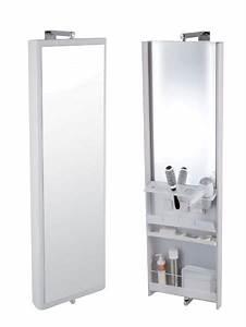 Colonne Salle De Bain Avec Miroir : meuble de rangement salle de bain avec miroir ~ Dailycaller-alerts.com Idées de Décoration