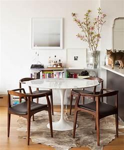 copy cat chic room redo i mid century modern dining room With mid century modern dining rooms