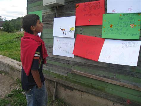 Motivācijas pasākumi čigānu (romu) bērniem un jauniešiem ...